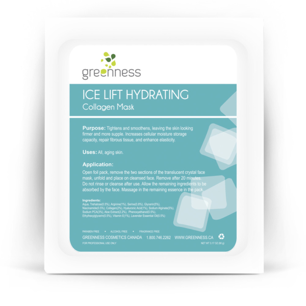Ice Lift Hydrating Collagen Mask