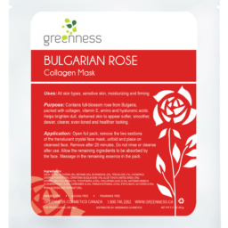 Bulgarian Rose Collagen Mask