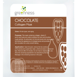 Chocolate Collagen Mask