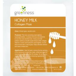Honey Milk Collagen Mask