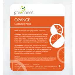 Orange Collagen Mask