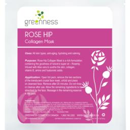 Rose Hip Collagen Mask