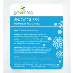Snow Queen Rejuvenate Facial Mask