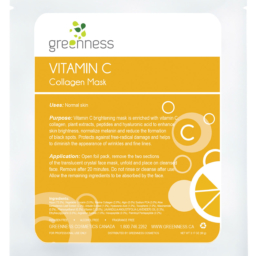Greenness Skin Care Lotion And Mask Products