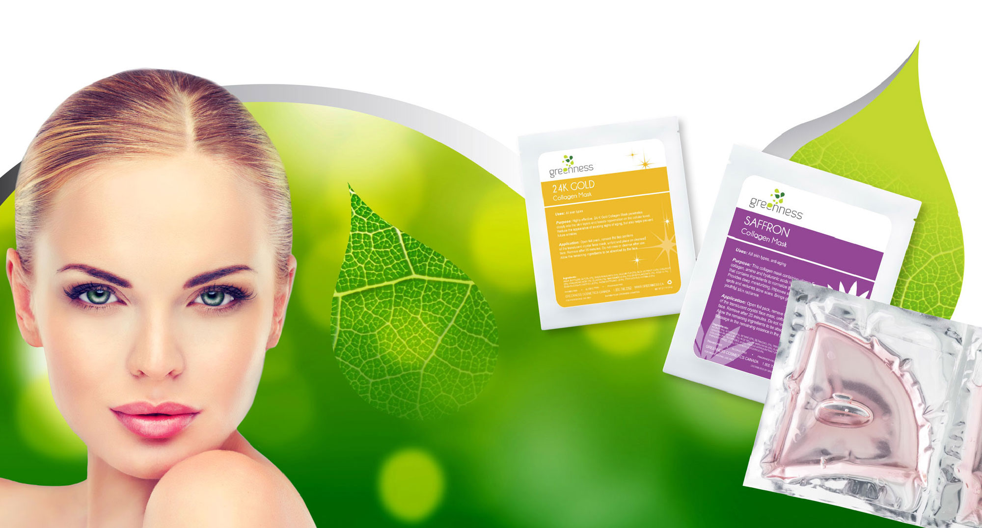 Greenness Cosmetics
