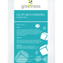 Ice Lift Hydrating Collagen Neck Mask