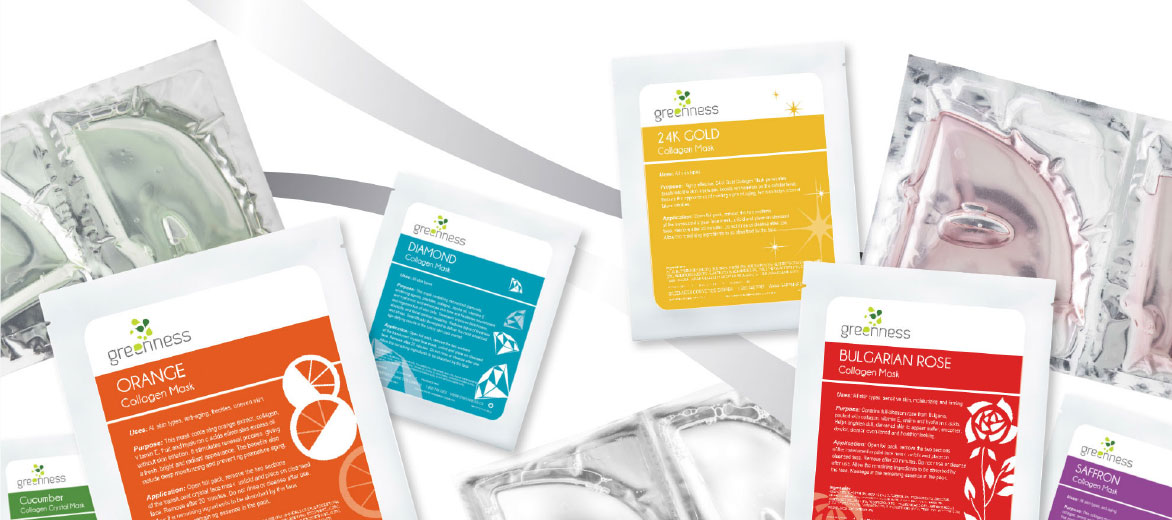 collagen masks banner