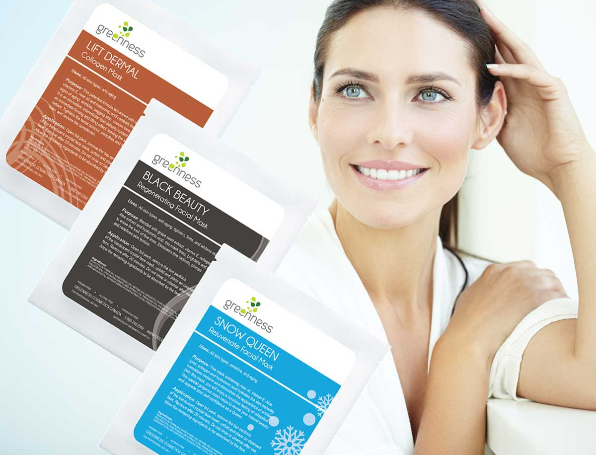Introducing Anti-Aging Collagen Masks 3-Pack Combo